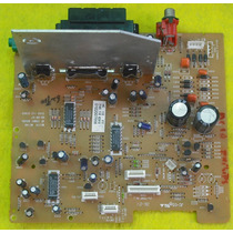 Placa Principal Mini System Som Philips Modelo Mc10