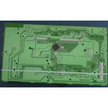 Placa Do Painel Som System Gradiente Modelo Asm890