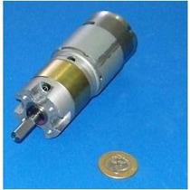 Microredutor Planetário Com Motor De Corrente Contínua