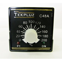 Controlador Analógico De Temperatura - C48a