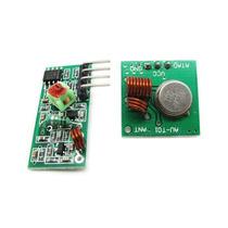 Transmissor E Receptor Sem Fio Rf 433mhz - Arduino