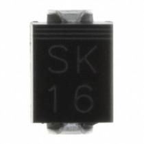 Sk16 - Sk 16b - Diodo Smd - Placa Hp E Epson - Novo