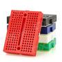 1 Mini Protoboard P/ Projetos Arduino / Avr / Arm / Pic
