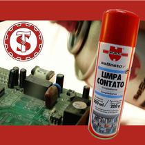 Limpa Contato Para Elétricos Spray Wurth 300 Ml S/ Solvente