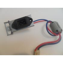 Conenctor Entrada De Energia Da Tv Philips 32 Pfl3404 78