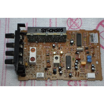 Módulo Tuner Rádio Receiver System Technics St-ch505