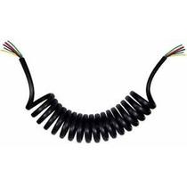 Dni8306 - Chicote Elétrico Espiral P/ Caminhões 7 Pólos 6,5m