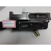 Jogo De Auto Falantes ( Semi Novo )tv Samsung - Un46fh5205-g