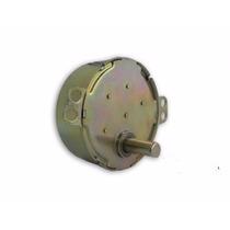 Motor Ac 110v 10 Rpm Com Caixa Redução Microondas Projeto