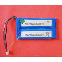 Bateria 7.4v 1200mah Para Dvd Portátil