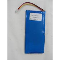 Bateria 7,4v/2000mah Jth854551 Dvd Portatil Tec Toy