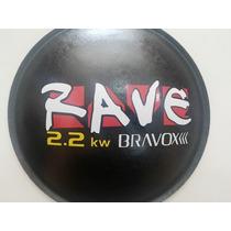 Protetor Calota Para Alto Falante Bravox Rave 2.2k 160mm