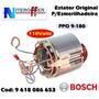 Estator/bobina Original P/esmerilhadeir Ppo 9-180 110v Bosch