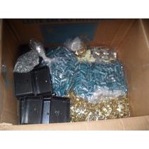 Lote De Componentes Eletronicos, Peças Diversas Scrap