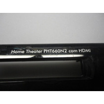 Painel Home Theater Philco Pht660n2