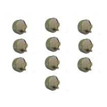 Micro Motor De Microondas 220v 10 Rpm - 10 Unidades