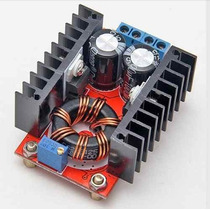 Conversor / Inversor De Voltagem 10-32v P/ 12-35v 6a Dc 150w