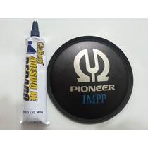 Protetor Calota Para Alto Falante Pioneer Impp 120mm + Cola