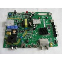 Placa Principal 40-3ms081-mad2hg Tv Semp Toshiba Dl3261(a)w