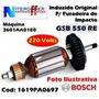 Induzido Original Bosch P/ Furadeira Impacto Gsb 550 Re 220v