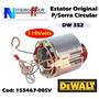 Estator/bobina Original P/perfuratriz D21585 220v Dewalt