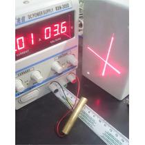 Laser Pointer Vermelho Cruz 3mw