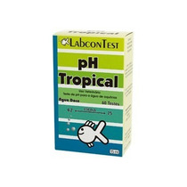 Teste De Ph Labcon Ph Tropical Agua Doce 15 Ml 60 Testes