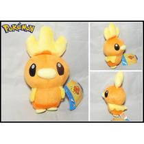 Pelúcia Pokemon Torchic Ed Especial 15 Cm Altura