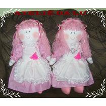 Boneca De Pano Grande Bebê Maternidade Decoração Festa