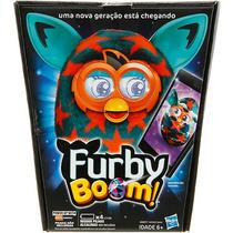 Brinquedo Novo Lacrado Furby Boom Da Hasbro