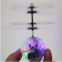Bola Voadora Helicóptero Brinquedo Bateria Divertido