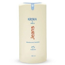 Natura Desodorante Spray Kriska Jeans 100ml