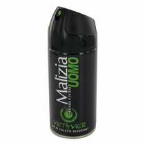 Desodorante Malizia Vetyver 150 Ml - Preço De Atacado