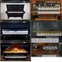 Vst Pianos Addictive Keys +b4 + Organ De Tubos+ Sintetizador