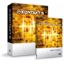 Player Kontakt5.5 + Samples(de Fábrica E Pro) - 50gb-14dvds!