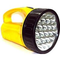 Lanterna Holofote 19 Leds Recaregável Bi Volt