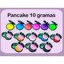 Pancake Color Lary Para Maquiagem Artística Cores Diversas