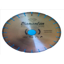 Disco Corte Diamantado Serra 350mm Mármores Granitos Pedra