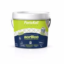 Rejunte Para Porcelanato Portokoll Premium 1kg Cor Camurça