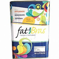 Tinta Acrílica Econômica Fat