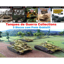 Tanques De Guerra Collections - Playstation 2