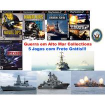 Navios De Guerra Collections - Playstation 2