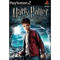 Harry Potter Half Blood Price - Jogos (ps2)