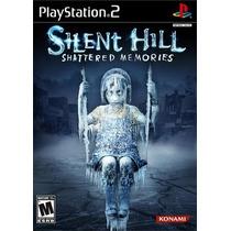 Silent Hill Shattered Memories Ps2 Patch + 1 De Brinde