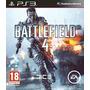 Battlefield 4 Ps3 Via Card-psn