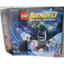 Capa Para Caixa De Ps3 500gb Lego Batman 3 Beyond