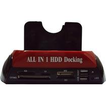 Dock Station Usb 2.0 / 3.0 Sata/ide All In 1 Hdd Docking