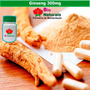 Ginseng 300mg- Estimulante Sexual - 120 Cápsulas - 128