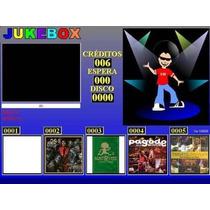 Programa De Maquina De Musica Jukebox Bonecão