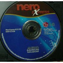 Cdrom : Nero Express - Frete Gratis